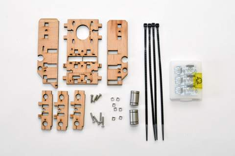 picture of the required parts